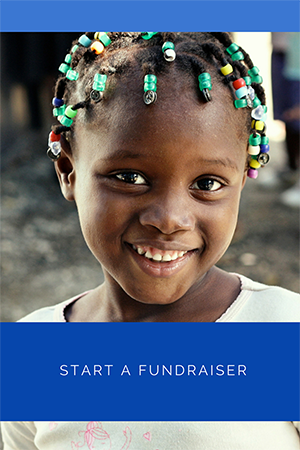 Be a Vaccine Ambassador - Start a Fundraiser